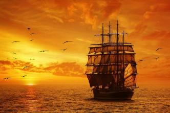 "парусное судно ""Седов"" фото"