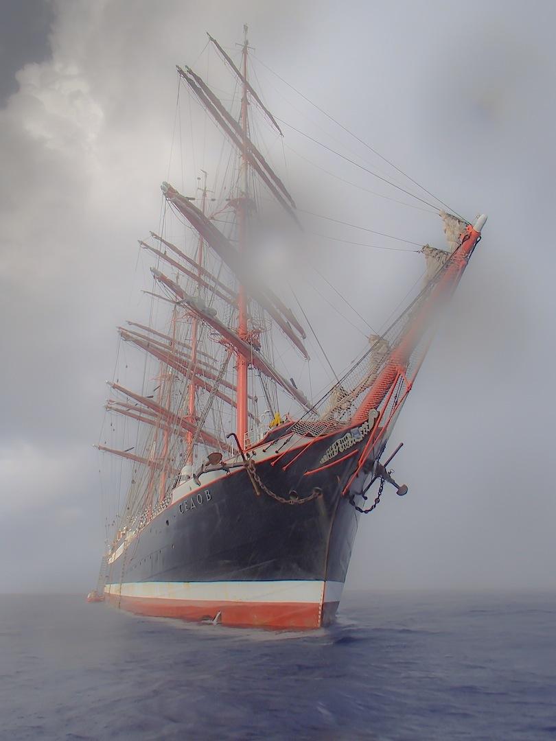 """судно """"Седов"""" фото"""