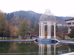 бальнеологические курорты Болгарии