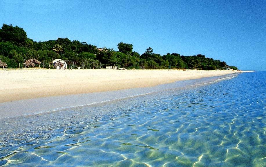 Виллы в остров Серре на берегу моря