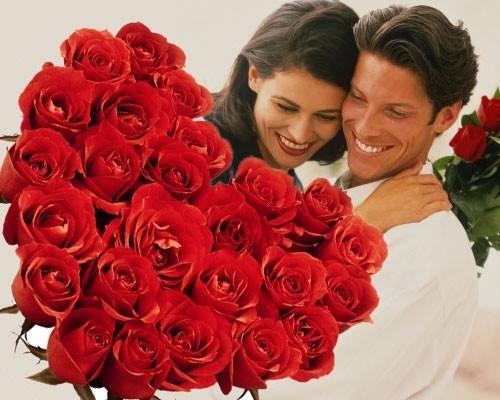 Букеты на День Святого Валентина