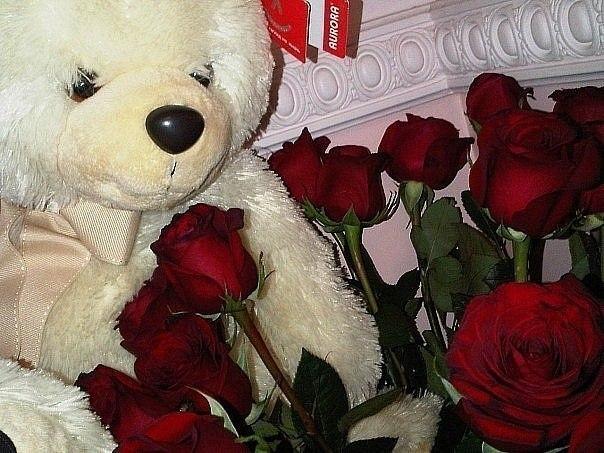 сюрприз на День Святого Валентина