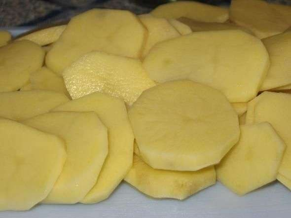 как сделать запеканку из картофеля