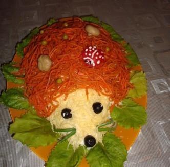 простой салат за 5 минут