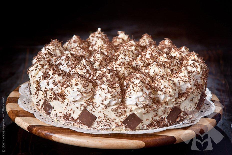 торт графские развалины простой рецепт