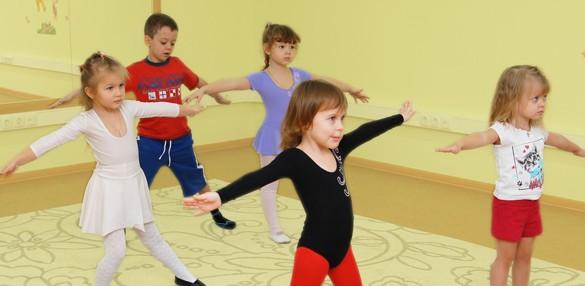 детский фитнес картинки