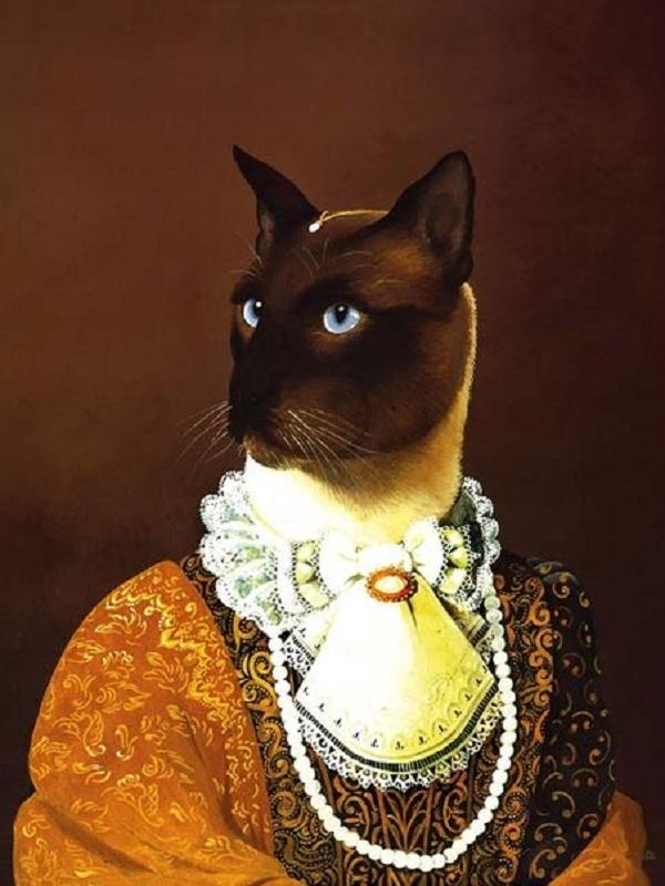 оригинальные фото кошек из мультика «Коты́-Аристокра́ты»