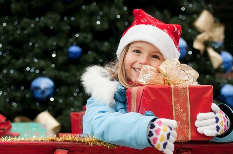 лучший подарок ребенку на новый год