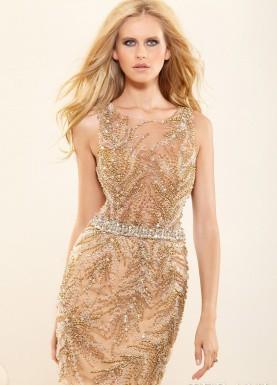 Модные коктейльные платья на Новый 2014 год