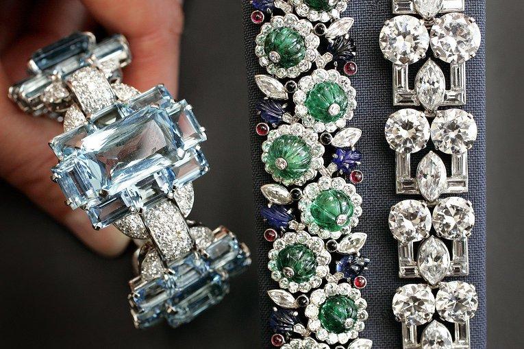 модные браслеты 2014 с бриллиантами