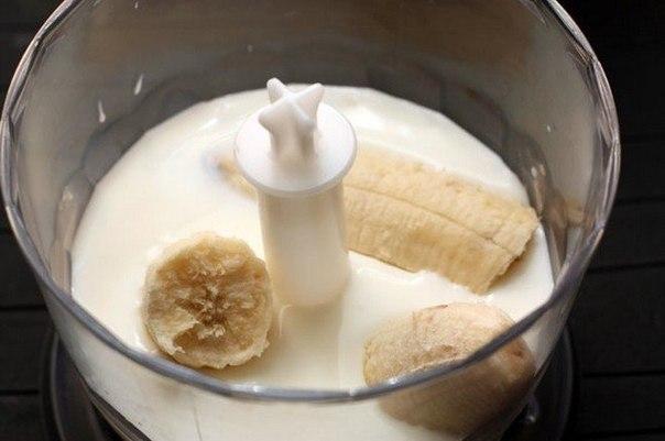 как приготовить молочный коктейль +в блендере
