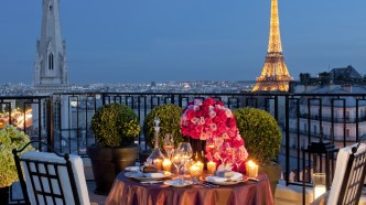 романтические туры во Францию весной