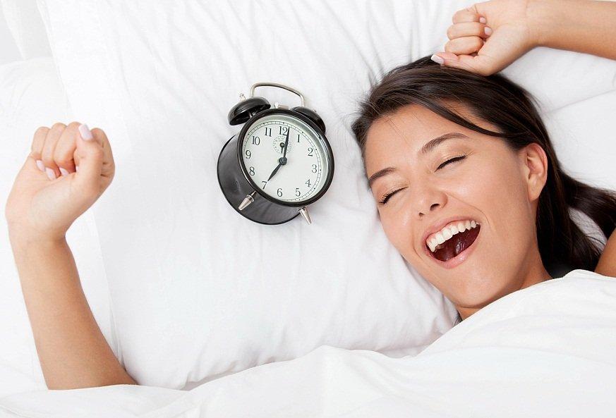 сон - основа заряда бодростью на день
