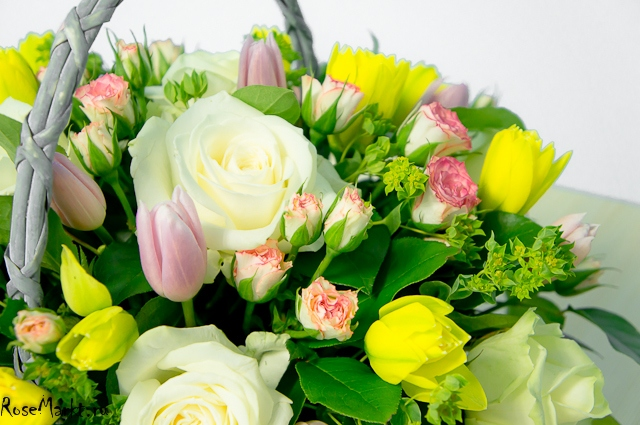 красивые цветы на 8 марта