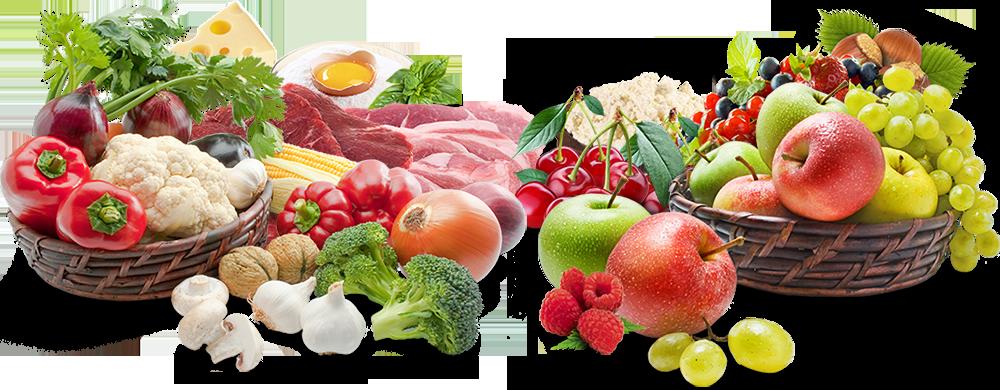 правильные продукты питания для похудения