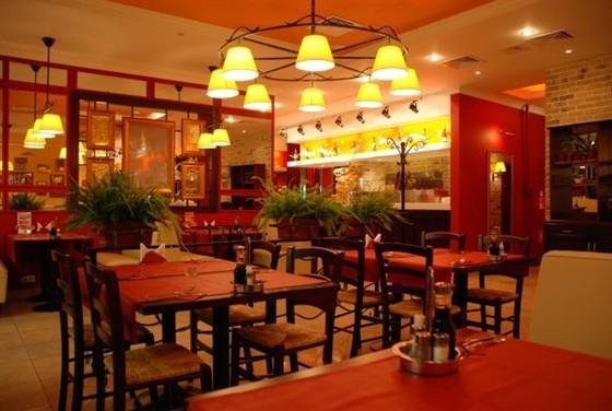 недорогой итальянский ресторан «Иль Патио»