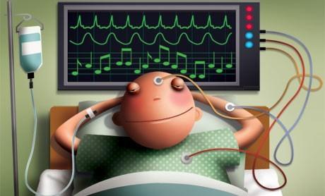 влияние музыкотерапии на здоровье