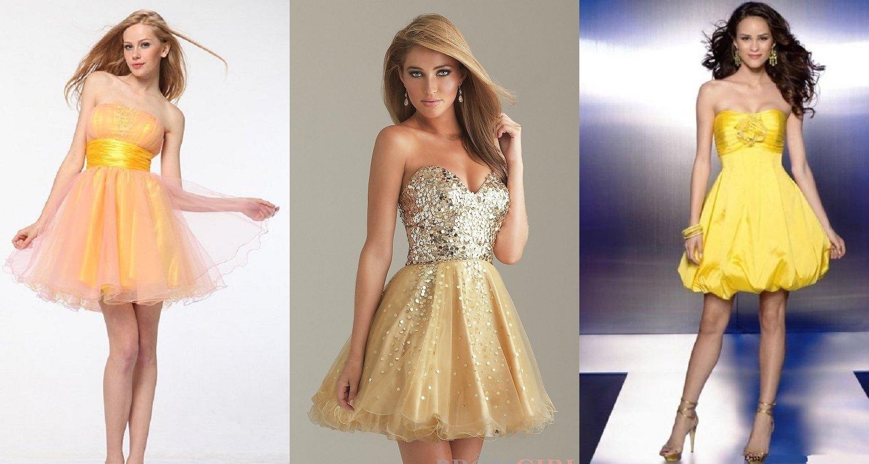 самые модные платья 2014