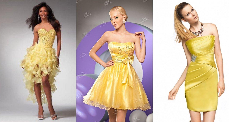 модные вечерние платья лето