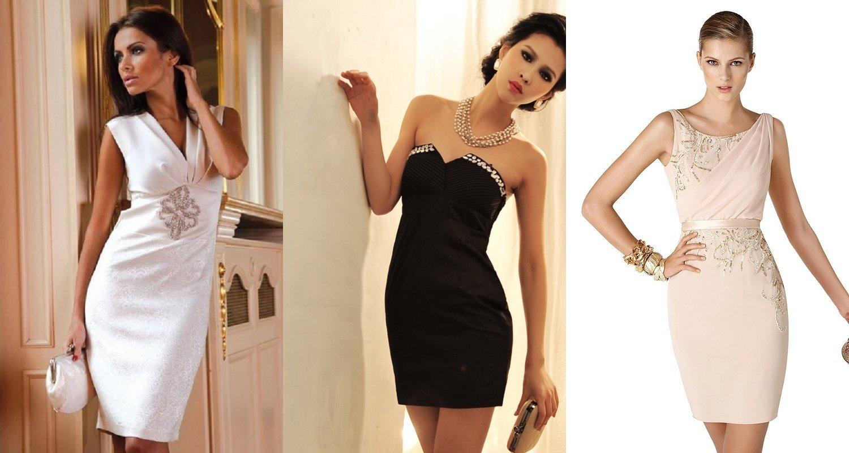 Красивые коктейльные платья 2014