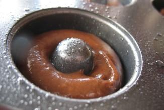 пошаговый рецепт приготовления пончиков