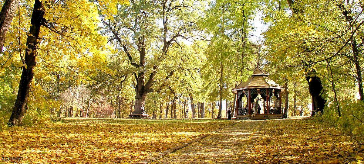красивы места Украины Умань