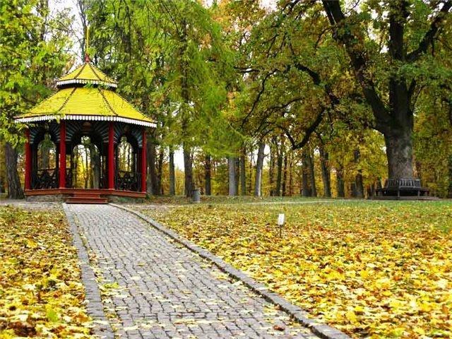 достопримечательности Украины Умань