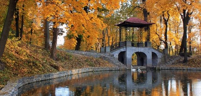 красивые места Украины