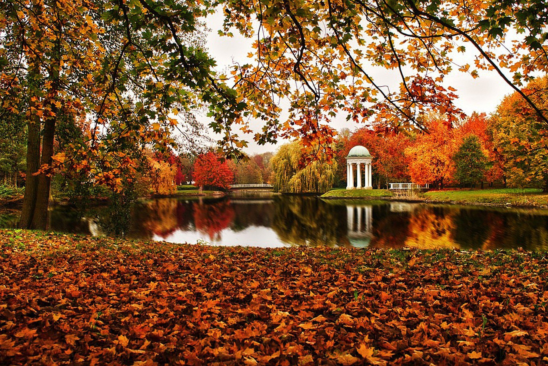 путешествие осенью