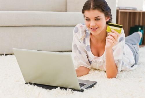Что часто покупают в Интернете