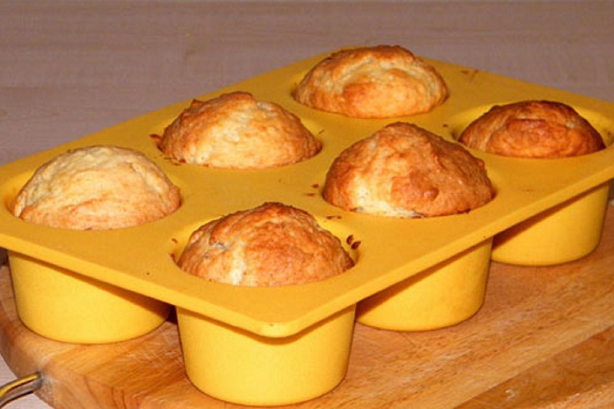рецепт как приготовить кексы