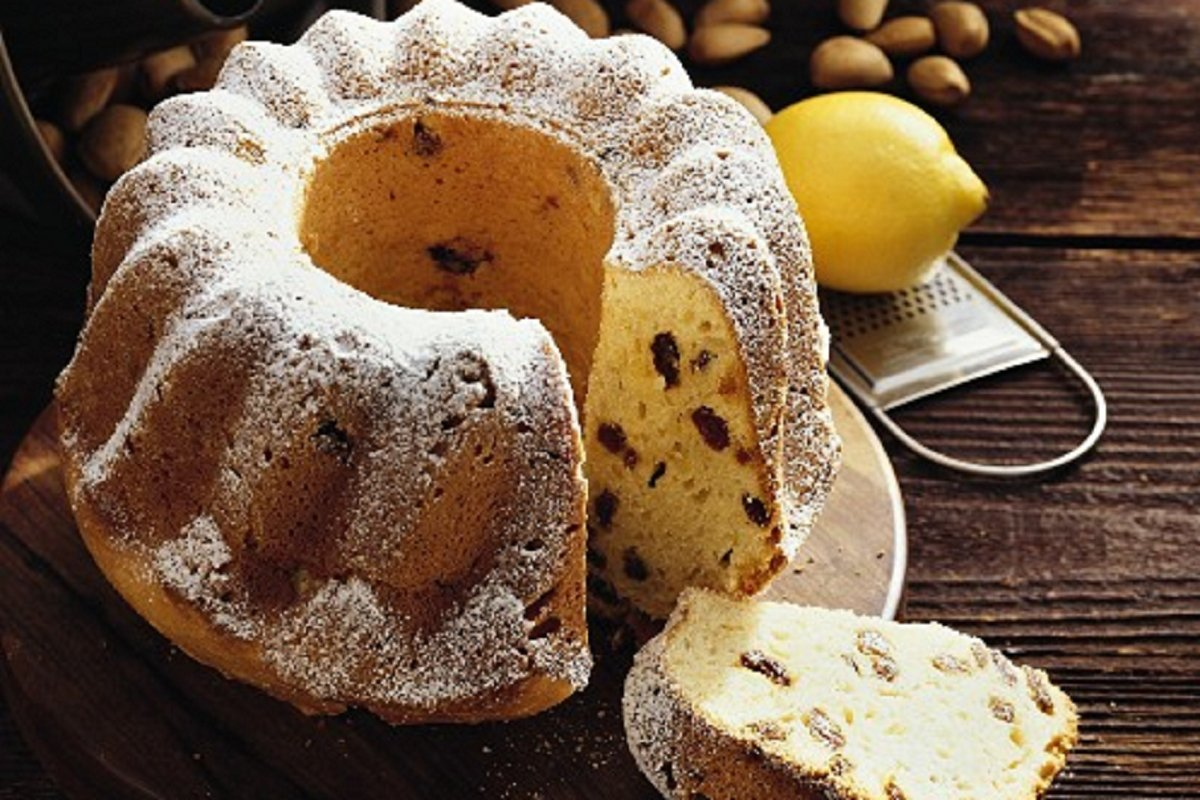 как приготовить кексы с изюмом