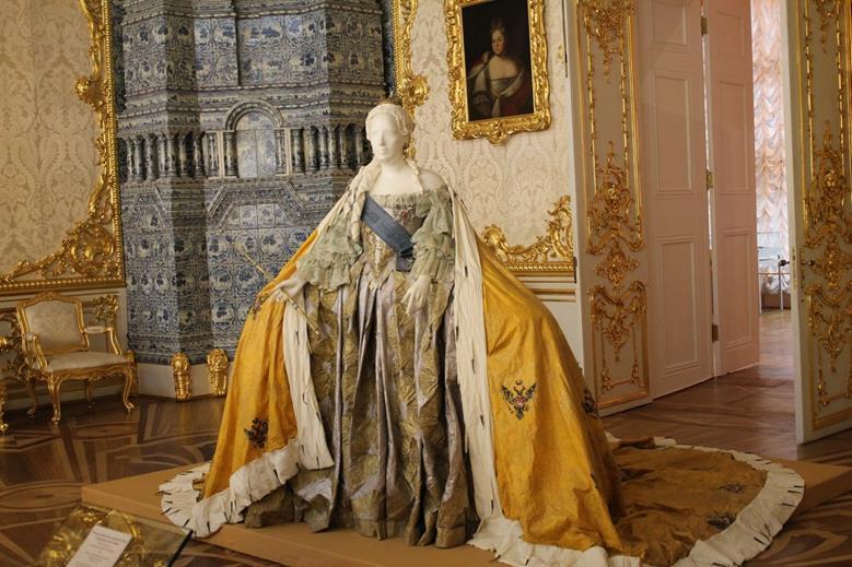 Екатерининский дворец, экскурсия