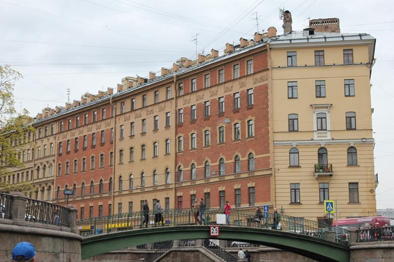 Экскурсия Санкт-Петербург