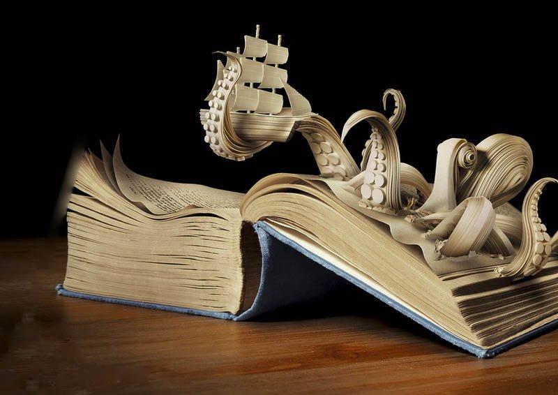 интересные факты о книгах