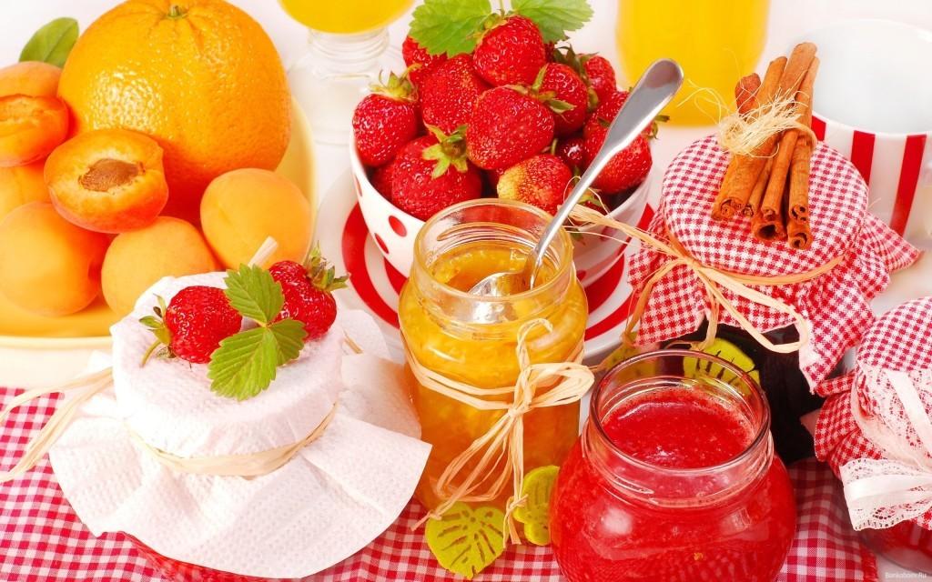 вкусные сладости