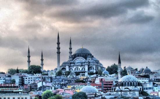 Голубая мечеть, отдых в Турции 2015