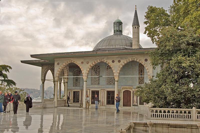 дворец Топканы, Турция достопримечательности