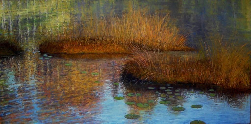 пейзаж в творчестве художников