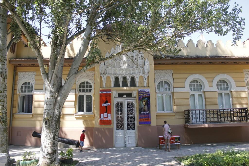 отдых в Крыму, Евпатория