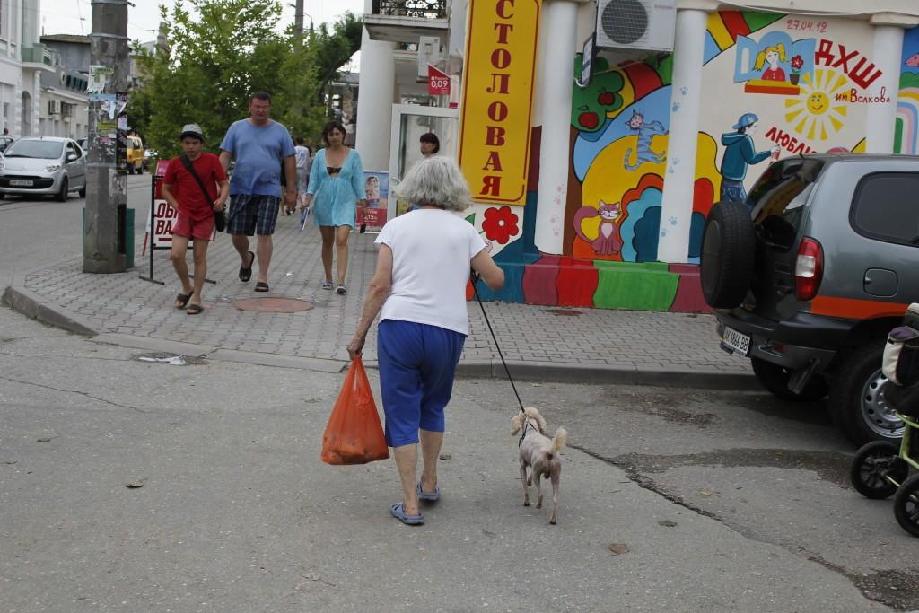 Крым, лето, отдых