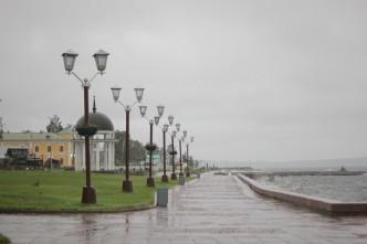 Набережная Петрозаводск Карелия