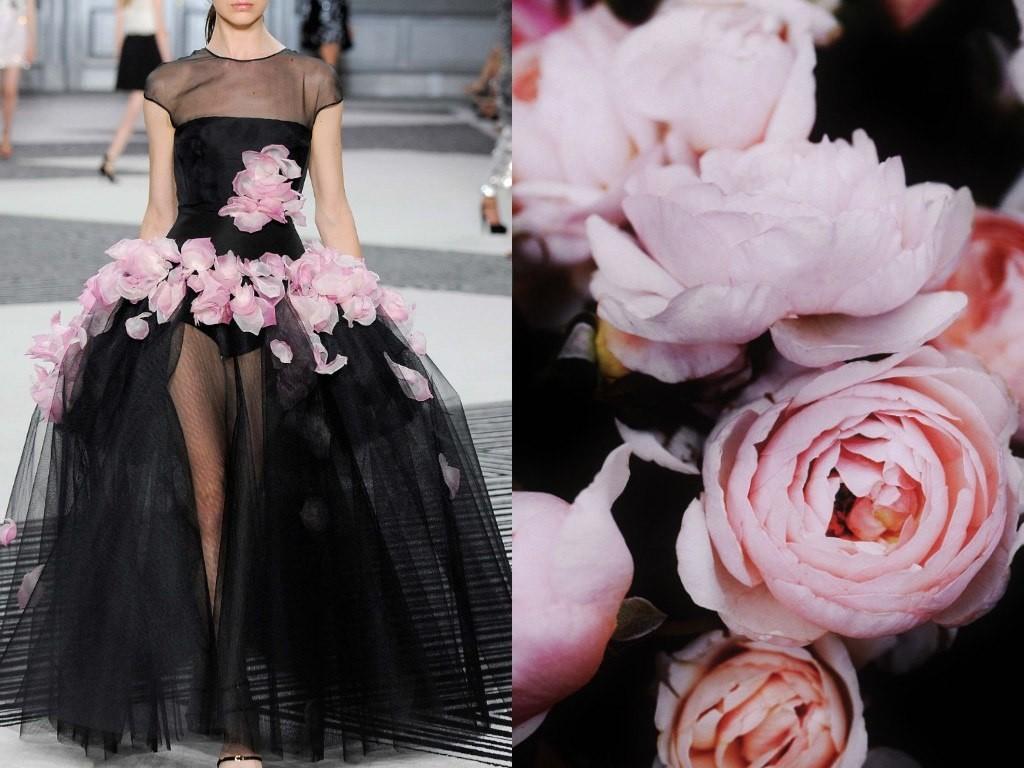 необыкновенные платья