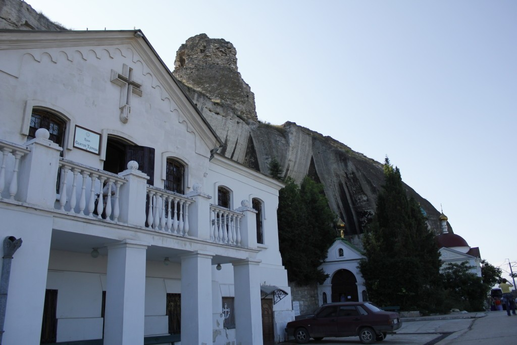 Успенский пещерный монастырь (Крым)