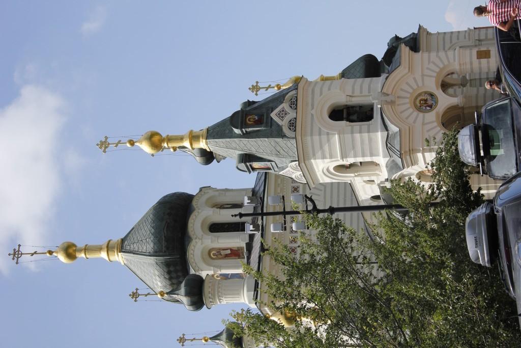 церковь Храм Воскресения Христова (Форос