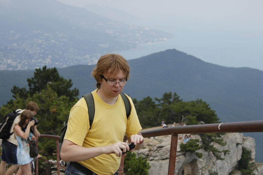 туризм Гора Ай-Петри