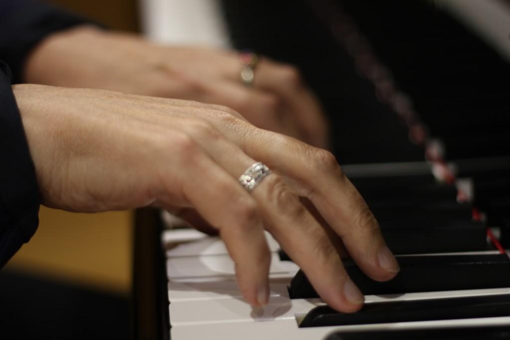музыкальная импровизация с Ириной Смирновой