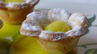 печенье лимонное
