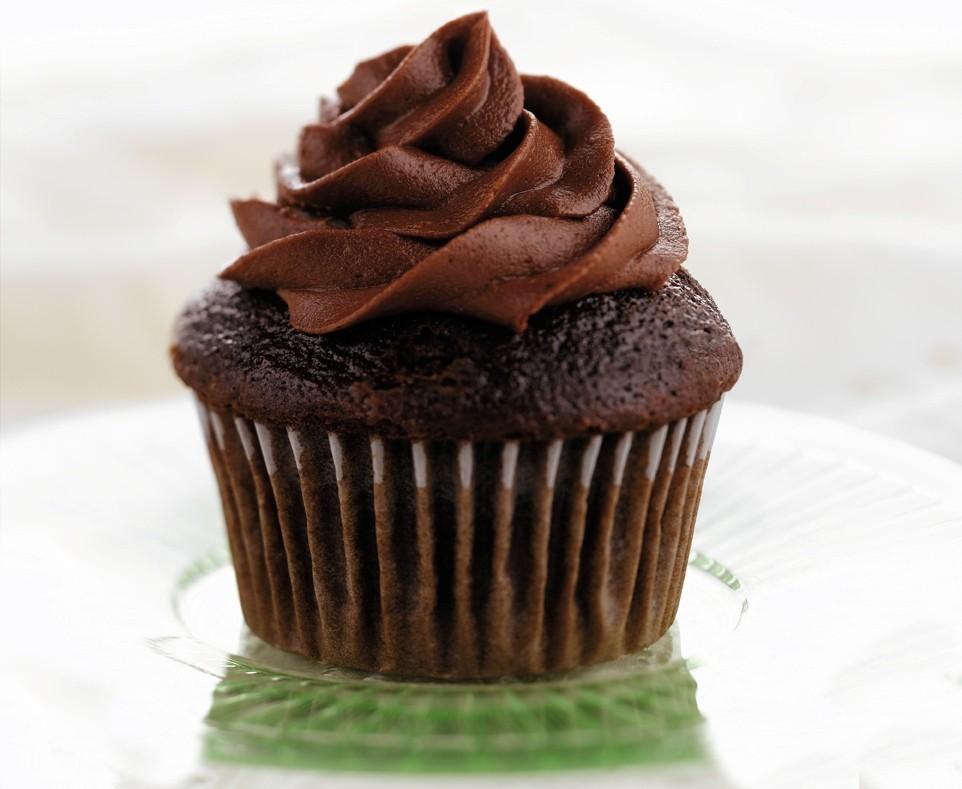 рецепт шоколадные кексы