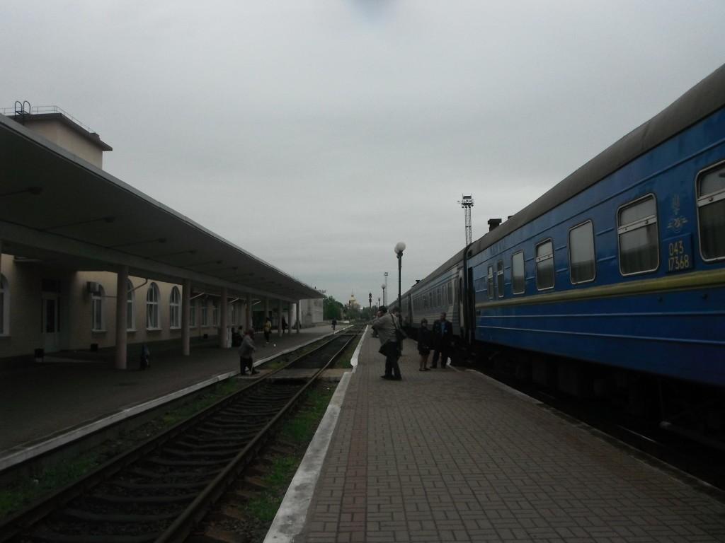 ж/д вокзал Черкассы